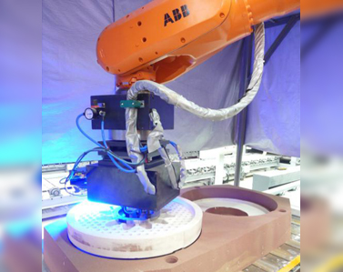 Robot Automatic Sand Core Assembly